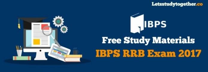 Free Study Materials