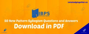 New Pattern Syllogism Questions and Answers