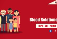 Blood Relations Questions for SBI PO/Clerk 2018   Set – 5