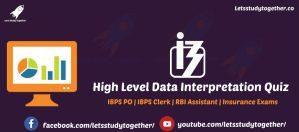 Data Interpretation for IBPS PO