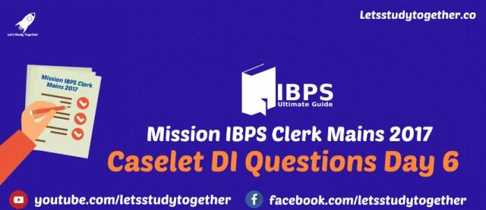 Caselet DI Questions