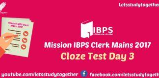 Cloze Test