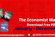 The Economist Magazine Free PDF