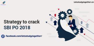 Preparation Strategy to crack SBI PO 2018