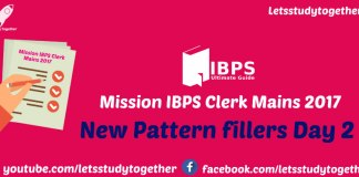 New Pattern fillers