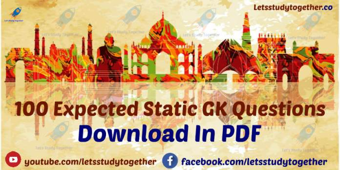 Static GK Questions