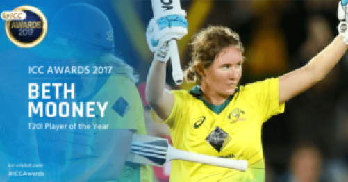 T20I Player of the Year (Women)