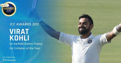 ICC Men's Cricketer of the Year