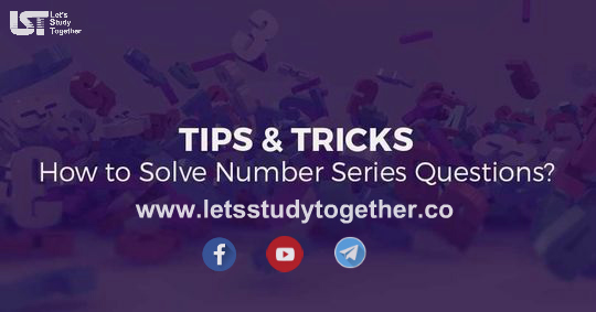 How to Solve Number Series