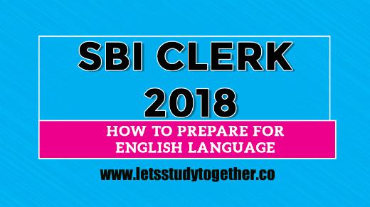 SBI Clerk 2018