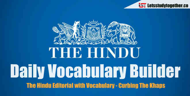 Daily Vocabulary Builder PDF - 2nd April 2018
