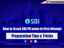 How to Crack SBI PO exam in First Attempt – Preparation Tips & Tricks