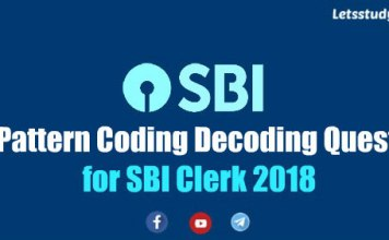 New Pattern Coding Decoding Questions for Bank Exam