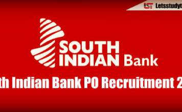 South Indian Bank Probationary Officers (PO) Recruitment 2018 | Apply Online