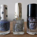 Glitter Polish and Nail Care