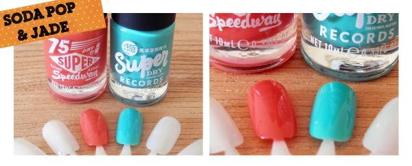 Superdry Nail Polish