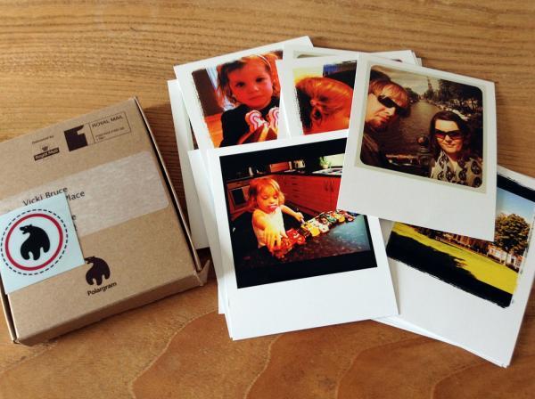 Polargrams Instagram Prints