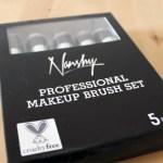 Nanshy Professional Makeup Brush Set