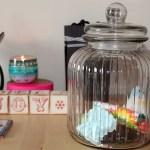 My LUSH Jar