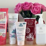 Five Skincare Favourites Jan 2014