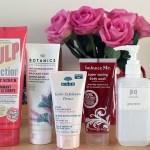 Five Skincare Favourites Jan 2014