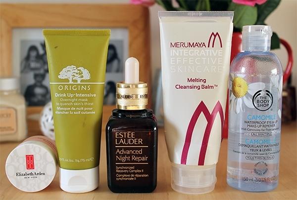 2013 Skincare favourites