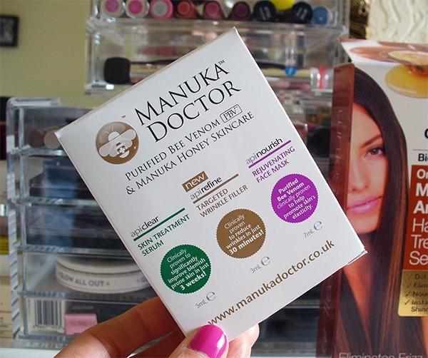 Manuka Doctor Skincare Set