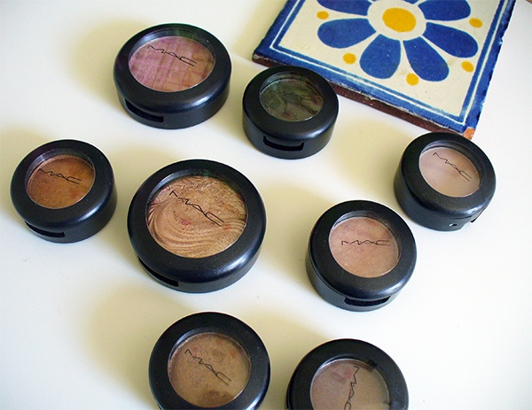 Mac Eeyeshadows