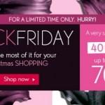 Yves Rocher Black Friday Sale