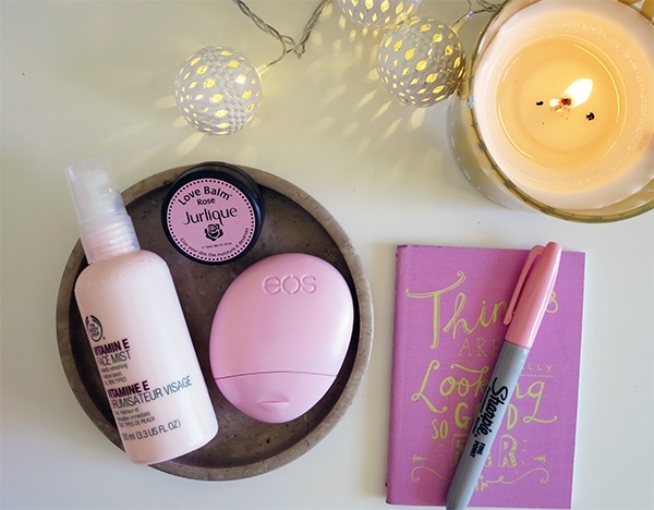 Pretty In Pink Products