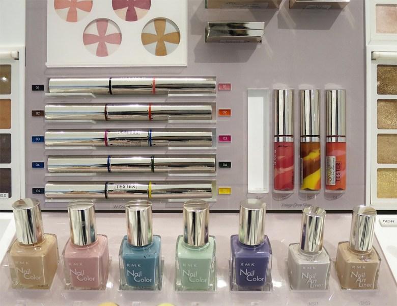 RMK Spring Makeup
