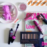 5 From Collection Cosmetics
