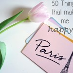 50 Things That Make Me Happy
