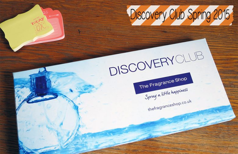 Discovery Club Fragrance Box