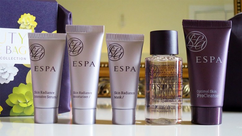 ESPA Radiant Skin Collection