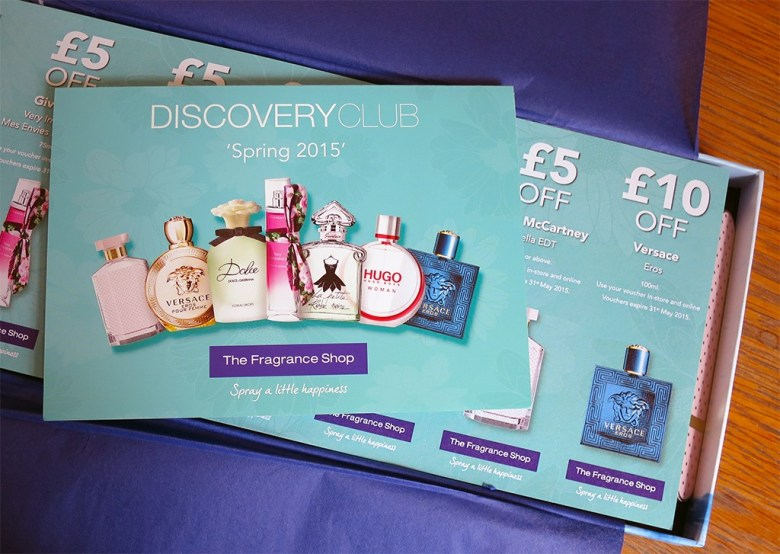 Spring 2015 Discovery Box