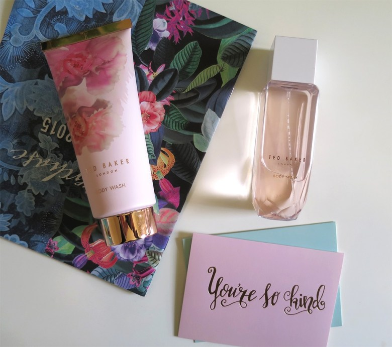 Ted Baker - Beautiful Packaging