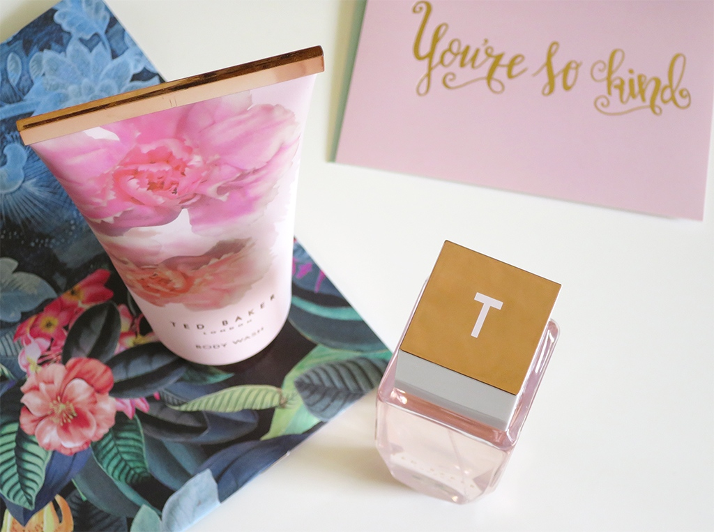 Ted Baker Body Spray & Body Wash