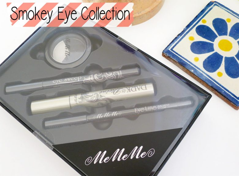 MeMeMe Smokey Eye Collection