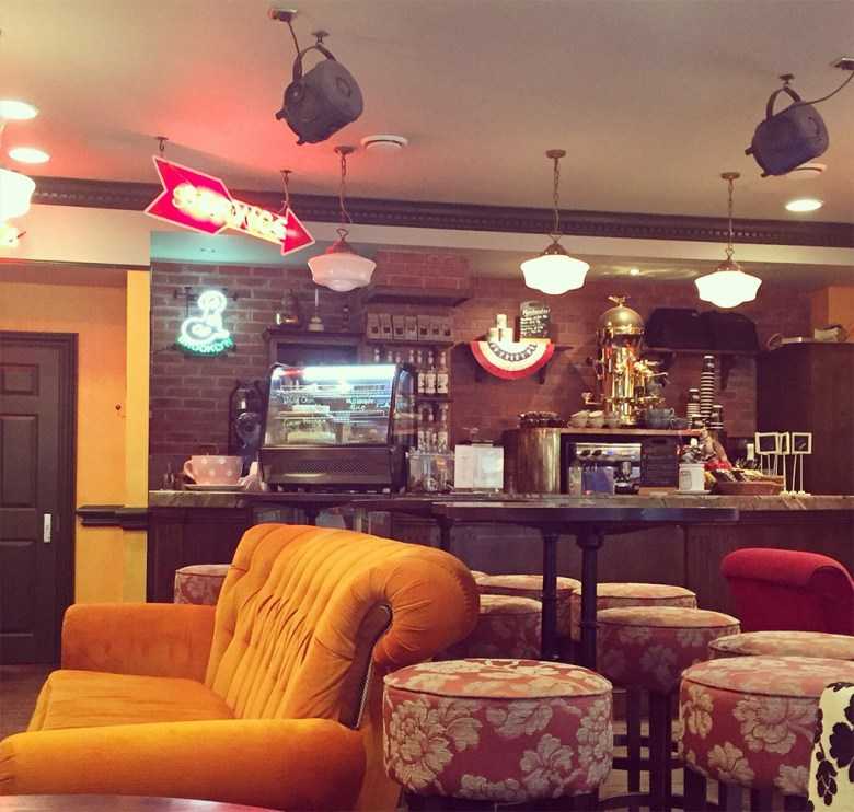 Central Perk Cafe Liverpool