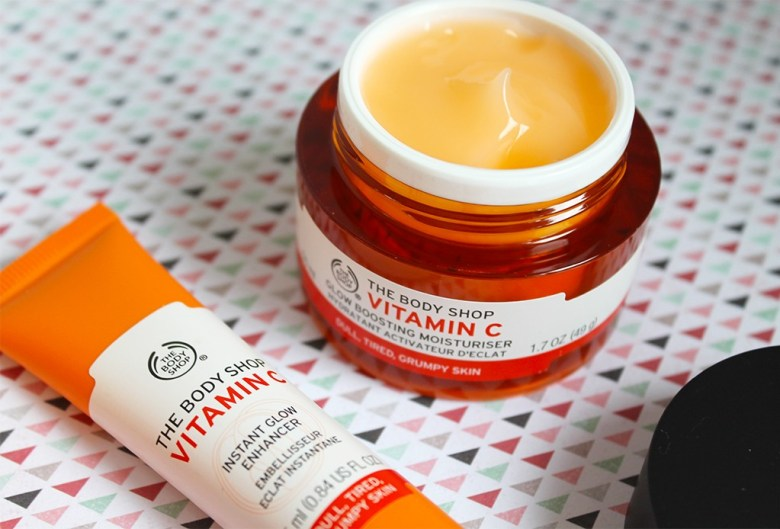 The Body Shop Vitamin C Skincare