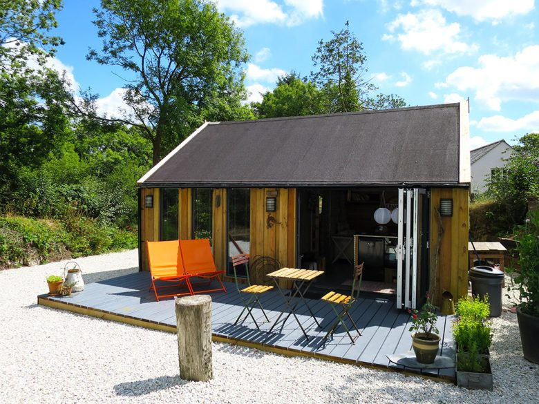 Cabin Retreat Cornwall