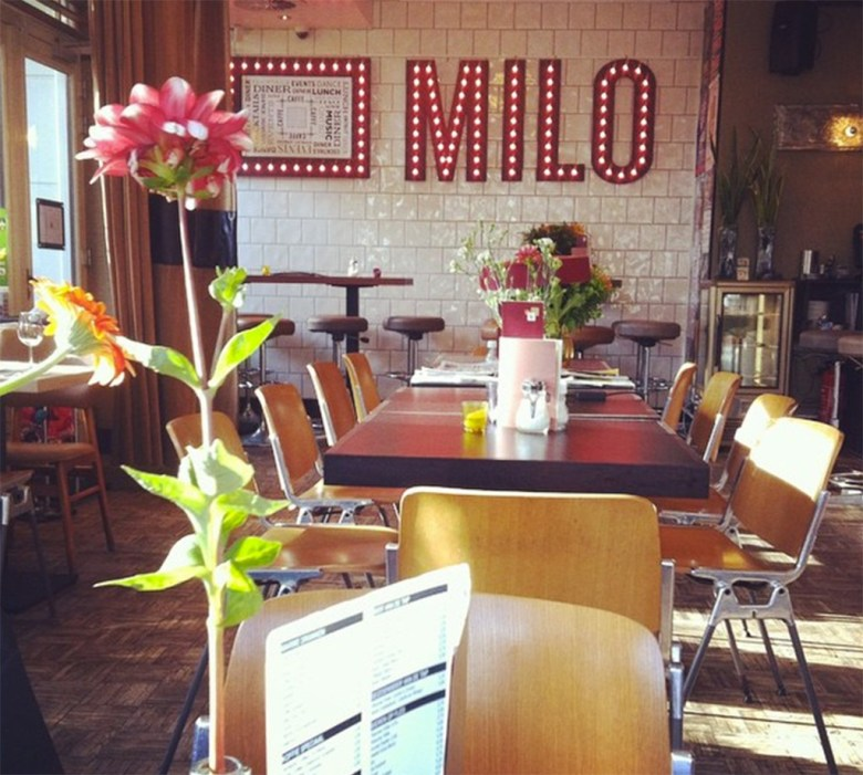 Cafe Milo Amsterdam 2015