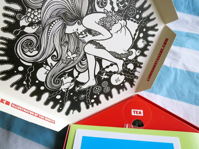 Tastebox Artwork