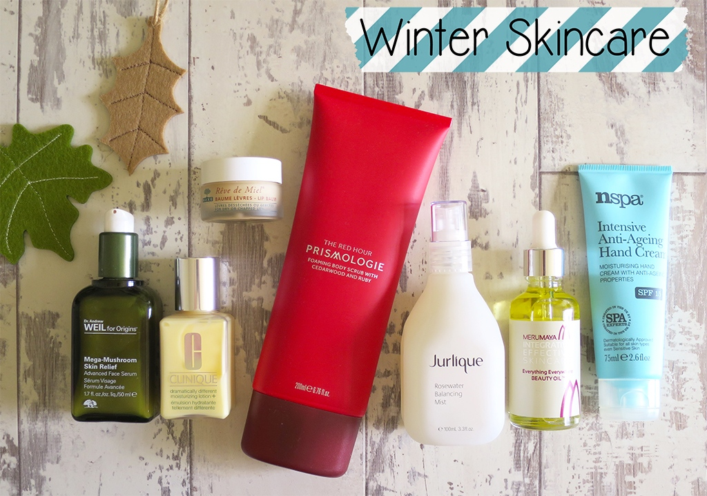 Winter Skincare Additions