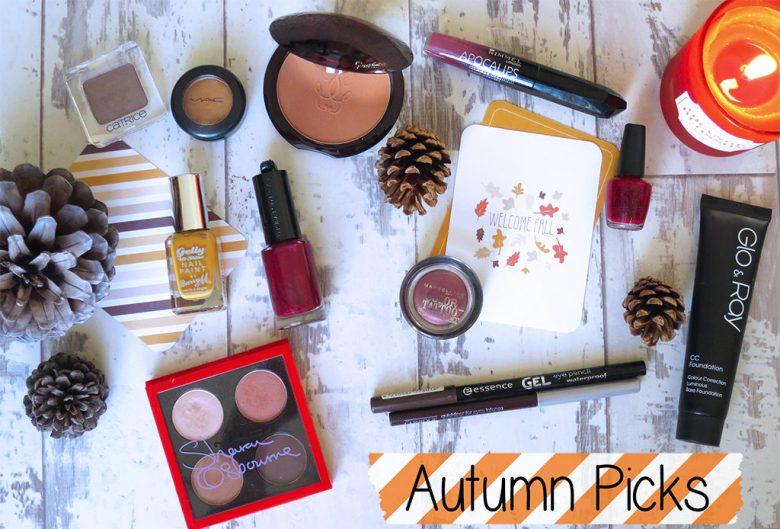Autumnal Beauty Picks
