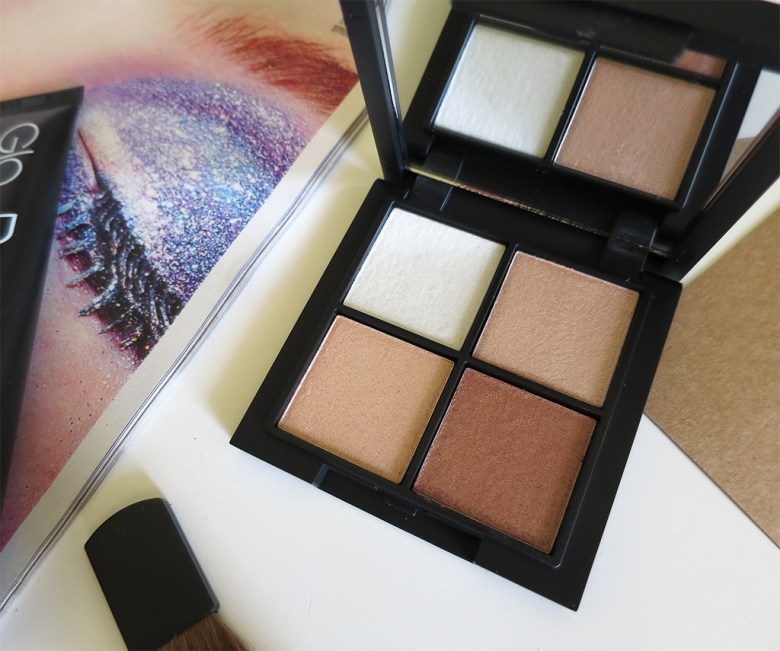Twilight Nude Eyeshadow Quad