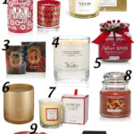 Festive Candle Wishlist