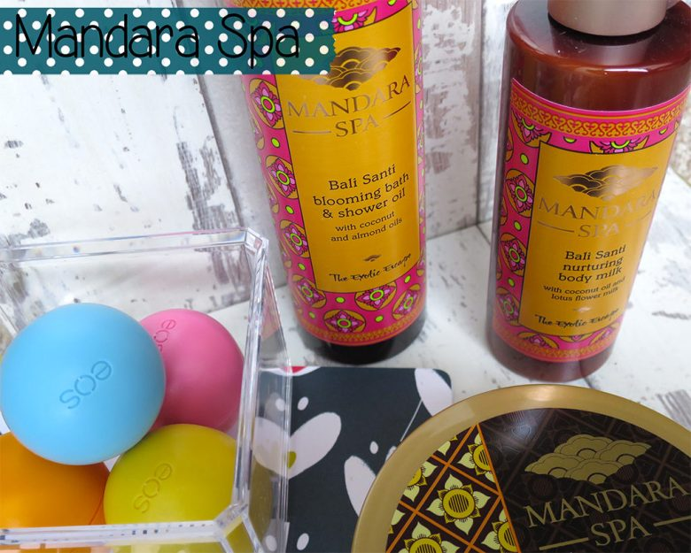 Mandara Spa Products