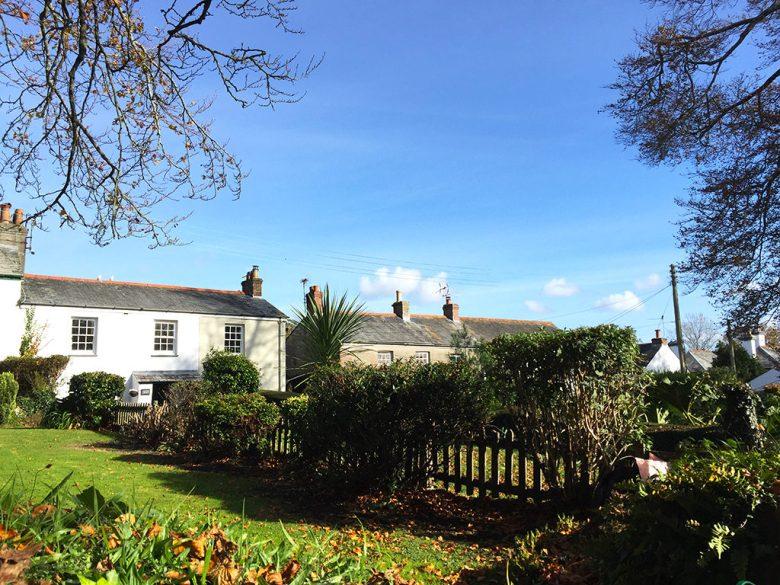 White Wash Cornish Cottages
